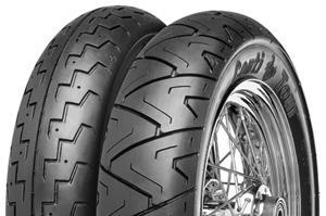 Cruiser Bias Rear Conti Tour Tires