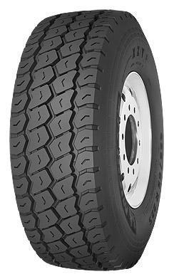 XZY 3 Wide Base Tires